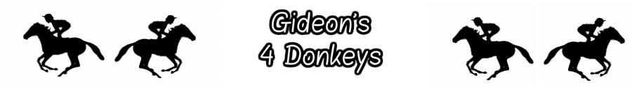 Gideon's 4 Donkeys